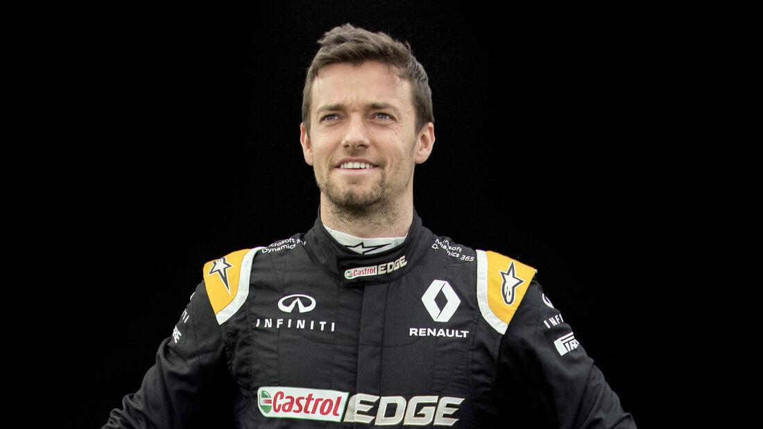 Jolyon Palmer - Porträt - Formel 1 - 2017