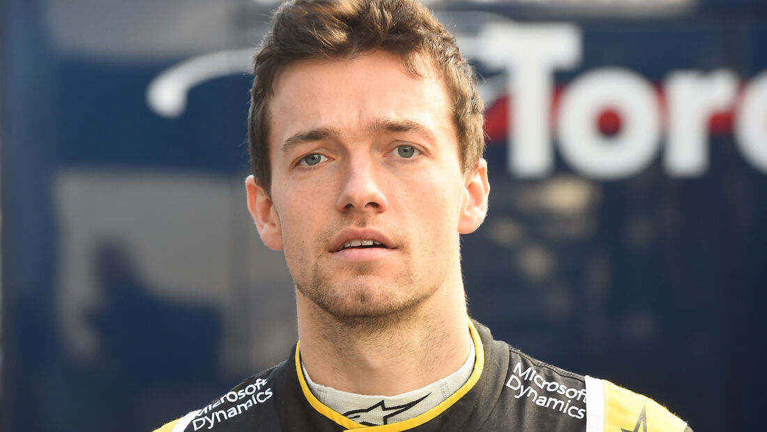 Jolyon Palmer - Renault F1 - Barcelona Test - 2016