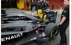 Jolyon Palmer - Renault F1 - Formel 1-Test - Barcelona - 22. Februar 2016