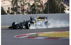 Jolyon Palmer - Renault F1 - Formel 1-Test - Barcelona - 3. März 2016