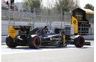 Jolyon Palmer - Renault F1 - Formel 1-Test - Barcelona - 4. März 2016
