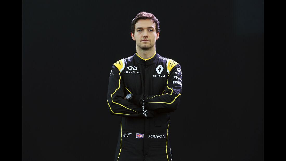 Jolyon Palmer - Renault - Formel 1 - 2016