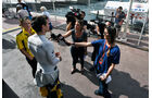 Jolyon Palmer - Renault - Formel 1 - GP Monaco - 27. Mai 2016