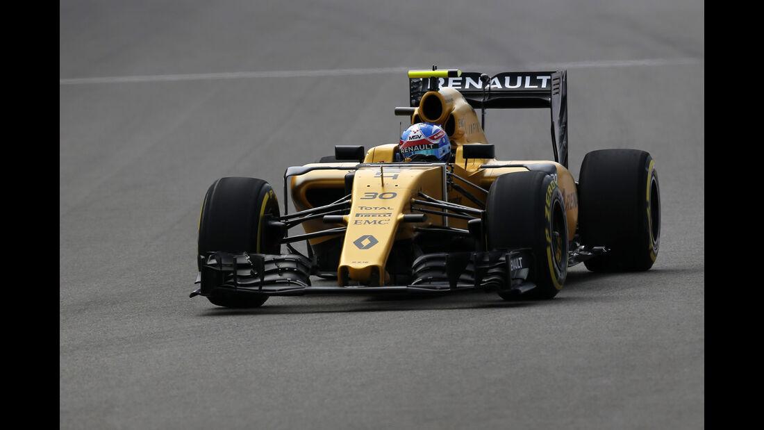 Jolyon Palmer - Renault - Formel 1 - GP Russland - 29. April 2016