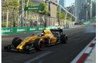 Jolyon Palmer - Renault - Formel 1 - GP Singapur - 16. September 2016