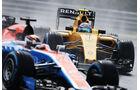 Jolyon Palmer - Renault - Formel 1 - GP Ungarn - 23. Juli 2016