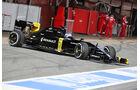 Jolyon Palmer - Renault - Formel 1-Test - Barcelona - 22. Februar 2016