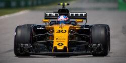 Jolyon Palmer - Renault - GP Kanada 2017