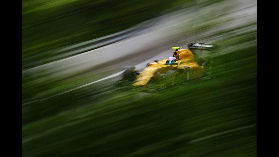 Jolyon Palmer - Renault - GP Kanada - Montreal - Freitag - 10.6.2016