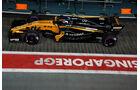 Jolyon Palmer - Renault - GP Singapur - Qualifying