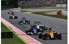 Jolyon Palmer - Renault - GP Spanien 2016 - Barcelona - Sonntag - 15.5.2016