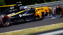 Jolyon Palmer - Renault - GP Ungarn - Budapest - Formel 1 - 28.7.2017