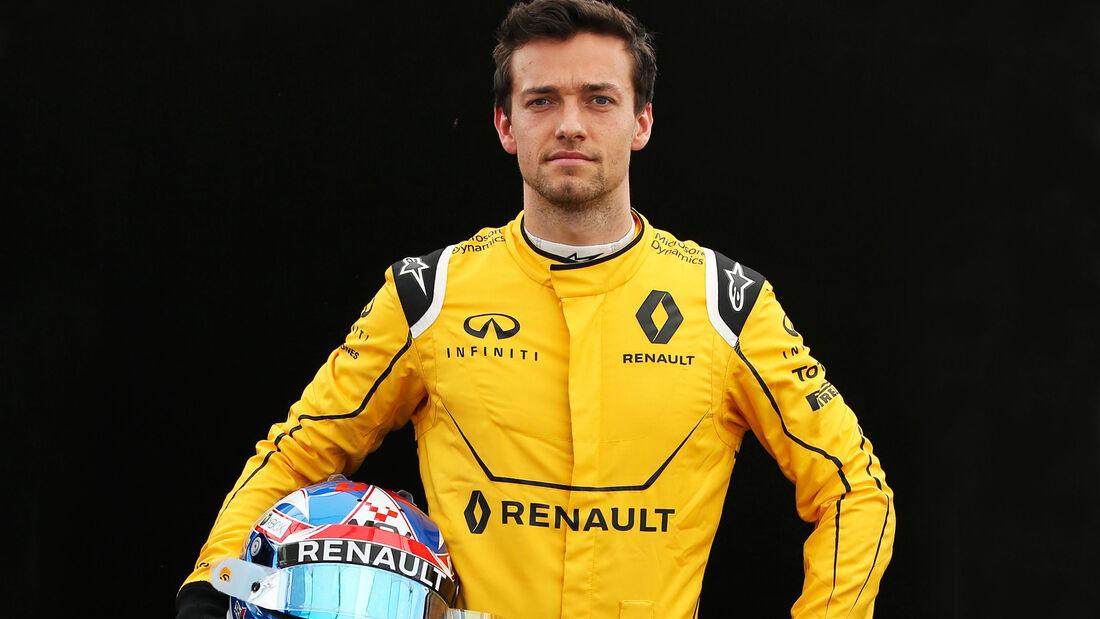 Jolyon Palmer - Renault - Porträt - Formel 1 - 2016