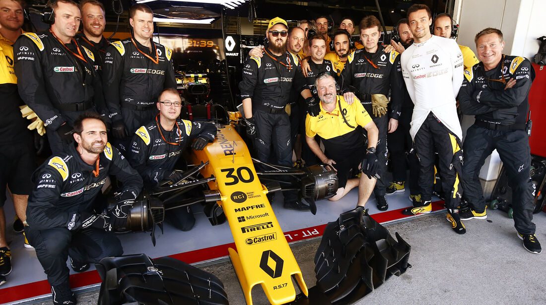 Jolyon Palmer - Stats - GP Japan 2017