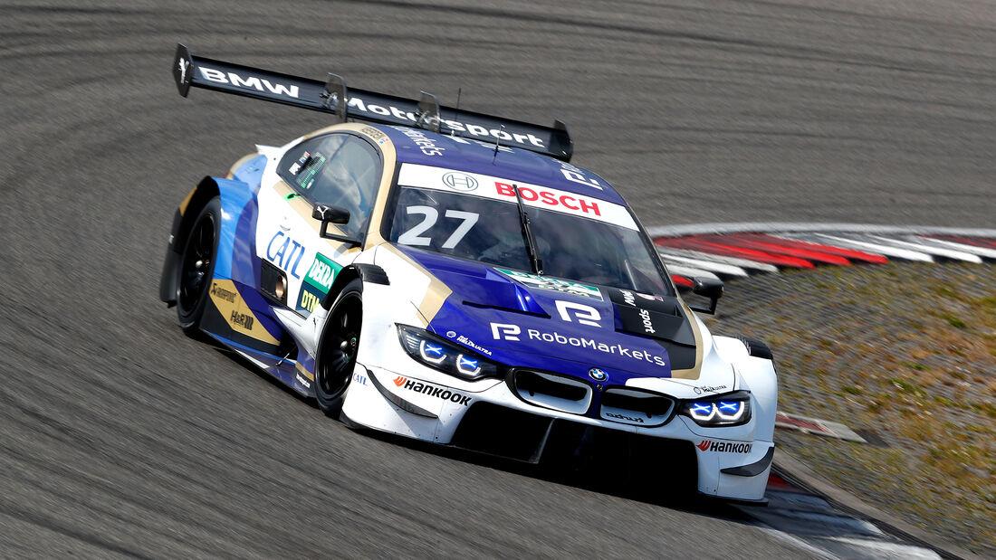 Jonathan Aberdein - BMW - DTM-Auto 2020
