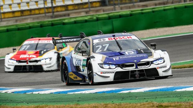 Jonathan Aberdein - BMW M4 - DTM - Hockenheim 2020