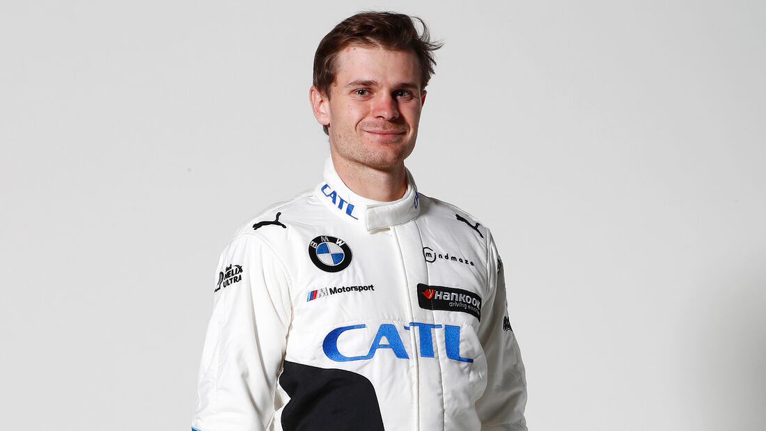 Jonathan Aberdein - BMW - Porträt 2020