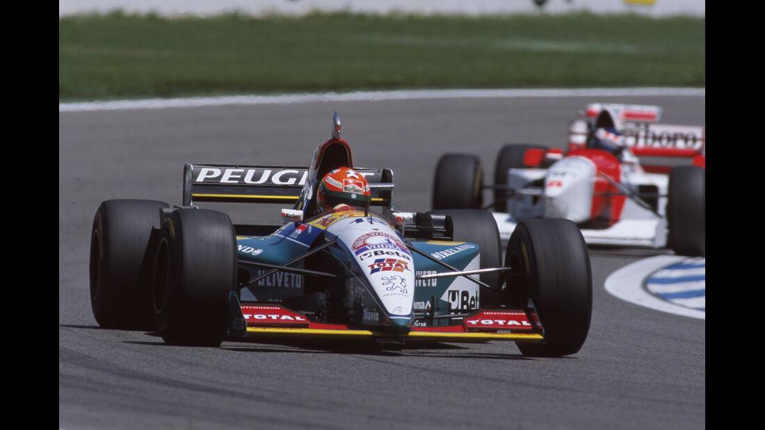 Jordan 195 - Formel 1 1995
