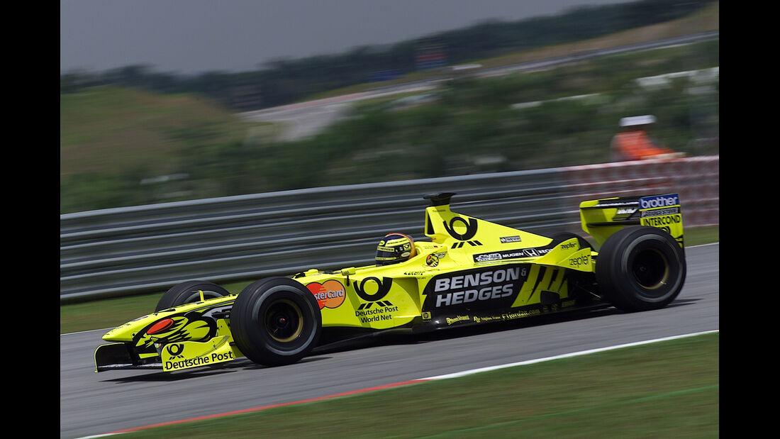 Jordan - 2000 - GP Malaysia - Formel 1
