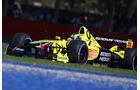 Jordan - 2001 - GP Australien - Formel 1