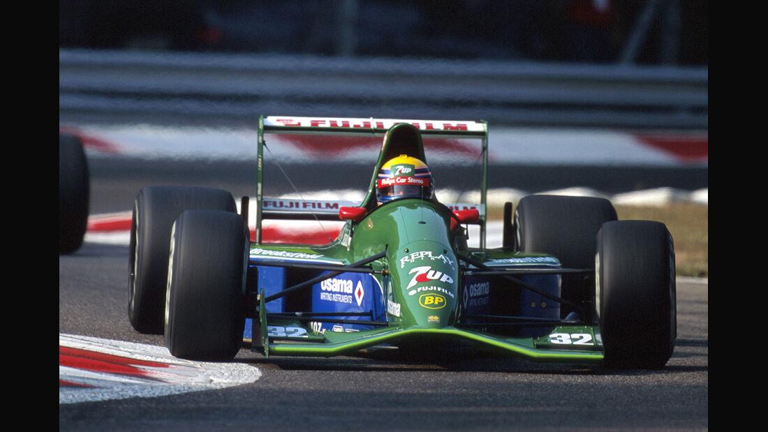 Jordan-Ford 191 - Formel 1 1991