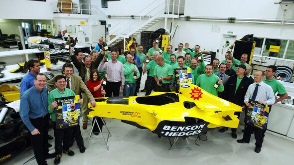 Jordan - GP Brasilien 2003 - Interlagos