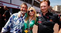 Jordan, Halliwell & Horner GP Monaco 2011