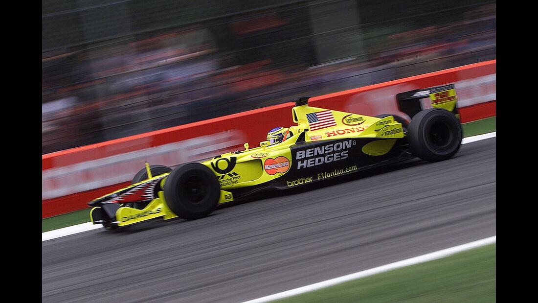 Jordan Honda 2001