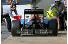 Jordan King - Manor - Barcelona Test 2 - 18. Mai 2016