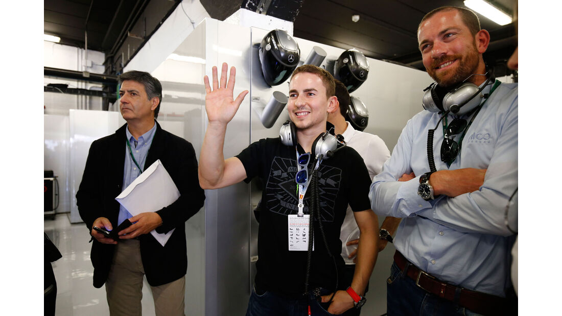 Jorge Lorenzo - GP Spanien 2016 - Qualifying - Samstag - 14.5.2016