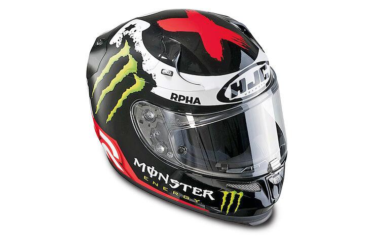 Jorge Lorenzo Replica-Helm