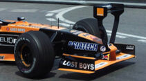 Jos Verstappen - Arrows A22 - GP Monaco 2001