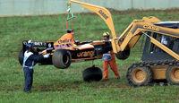Jos Verstappen - GP Brasilien 2001