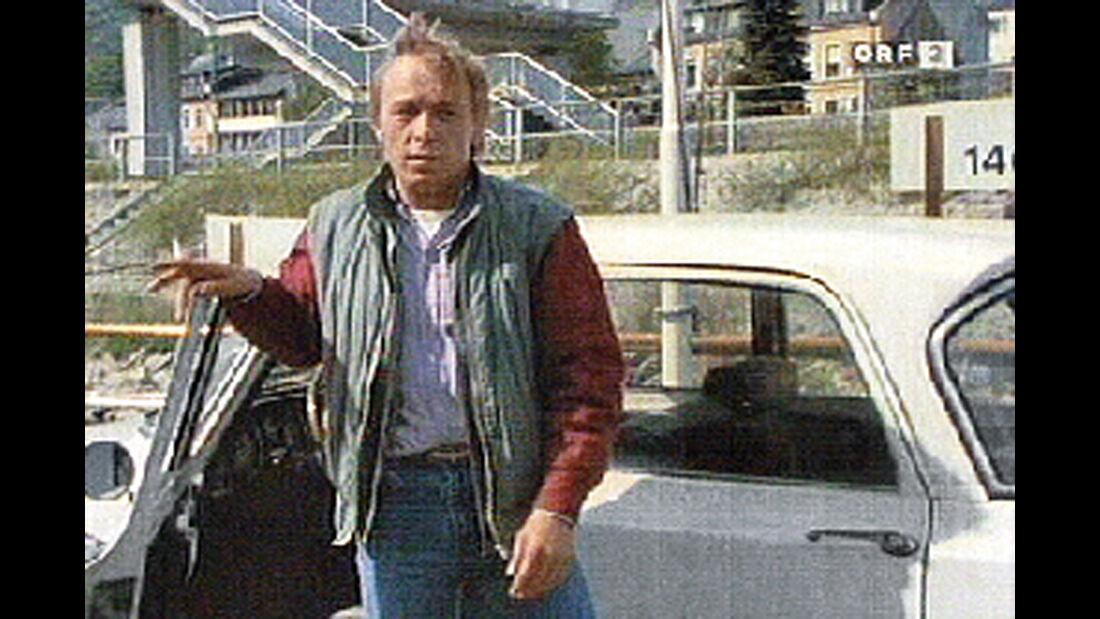 Josef Matula, TV-Szene, Ein Fall für Zwei