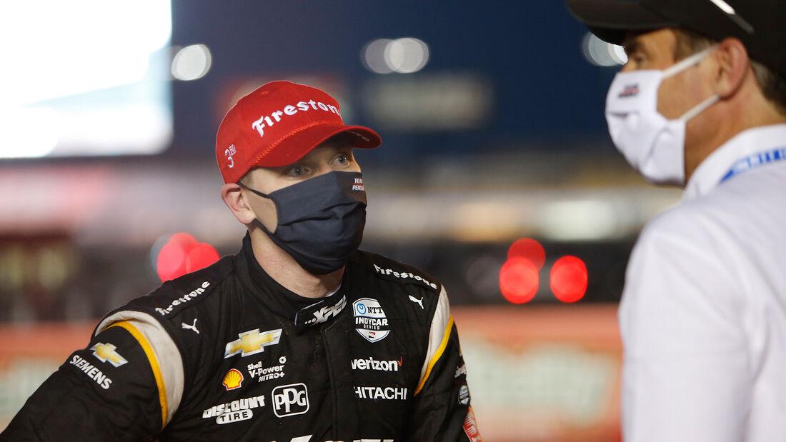 Josef Newgarden - IndyCar - Texas - Saisonauftakt - Juni 2020