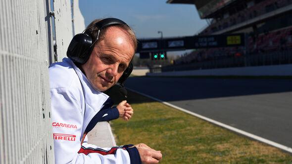 Joseph Leberer - Sauber - F1