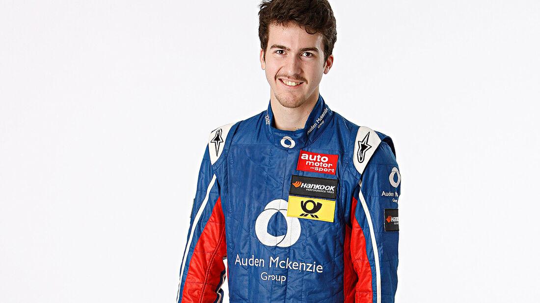 Josh Hill - Formel 3 EM Porträt 2013