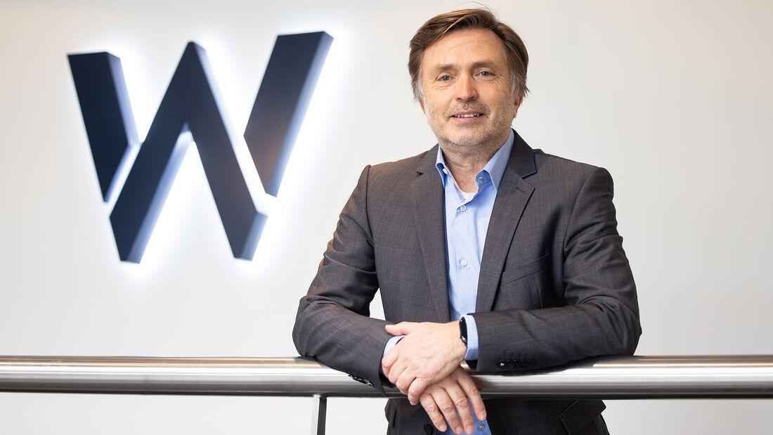 Jost Capito - Williams - 2021