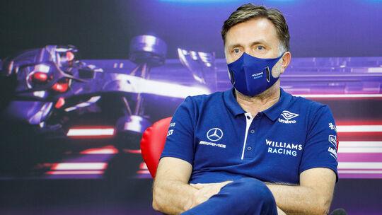 Jost Capito - Williams - F1 - 2021