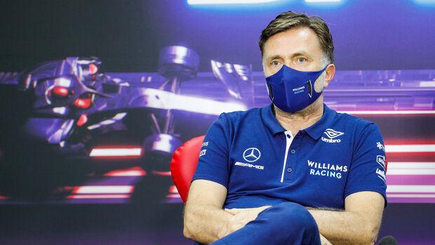 Jost Capito - Williams - F1 - Formel 1