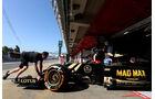 Joylon Palmer - Lotus - GP Spanien - Barcelona - Freitag - 8.5.2015