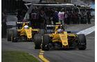 Joylon Palmer - Renault - Formel 1 - GP Australien - Melbourne - 18. März 2016