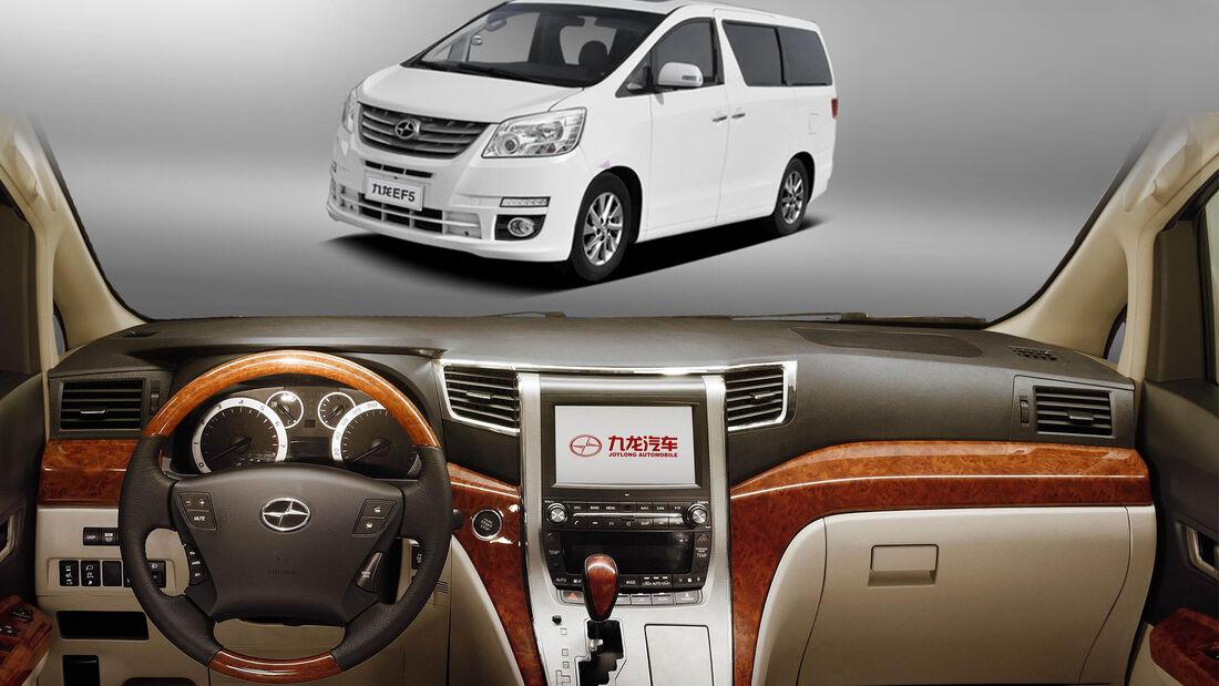 Joylong EF5 Van China Elektro