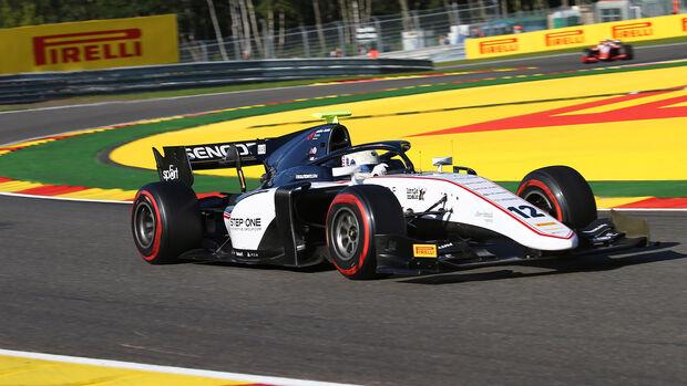 Juan Manuel Correa - Formel 2
