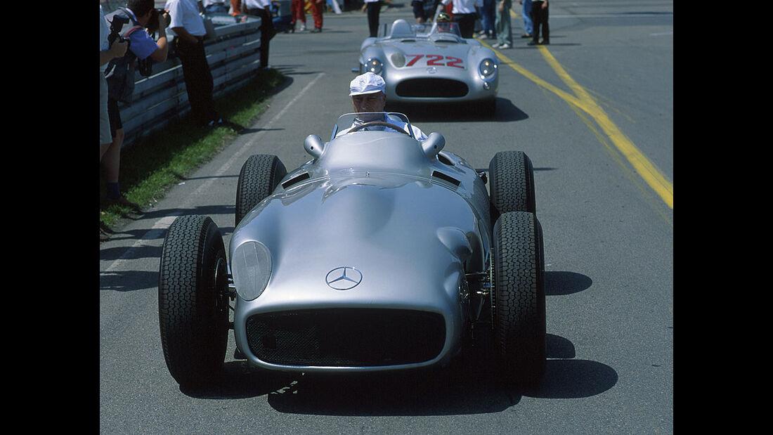 Juan Manuel Fangio, 1992