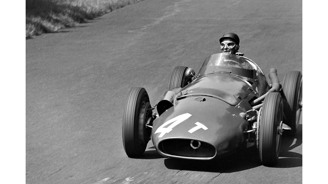 Juan-Manuel Fangio - F1 GP Deutschland 1957 - Nürburgring