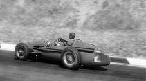 Juan Manuel Fangio - Maserati 250F - Pecara 1957