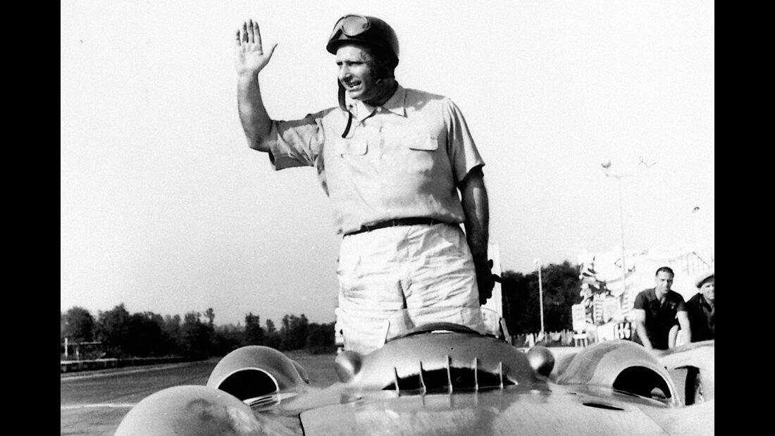 Juan Manuel Fangio - Mercedes