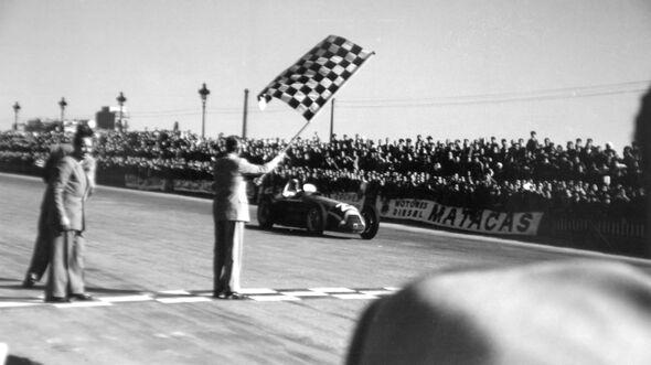 Juan Manuel Fangio - Pedralbes 1951
