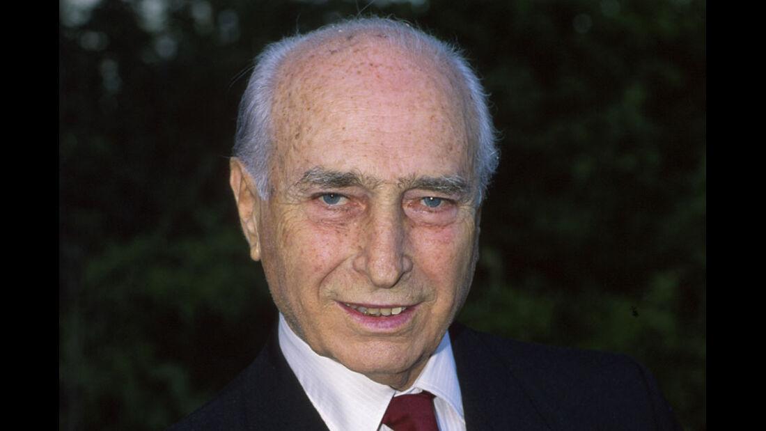 Juan Manuel Fangio Porträt 1992